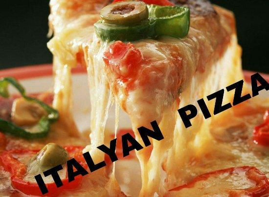 Motilla del Palancar, Spain: Italyan Pizza