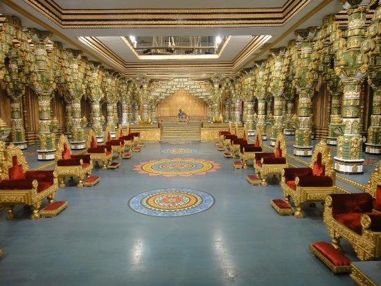 Darbar setup - Picture of Ramoji Film City, Hyderabad ...