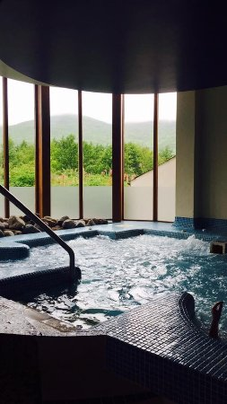 Delphi Resort: Spa Jacuzzi.. Amazing