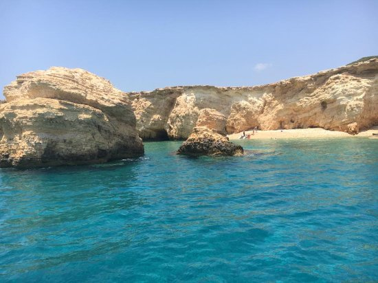 Captain Panos Sailing Day Tours: One of many stops