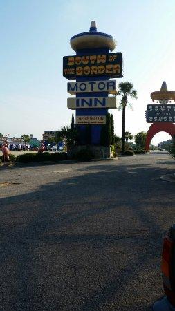 Dillon, SC: Hotel..it was OK