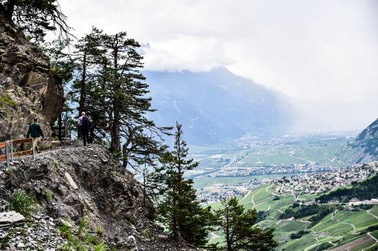 Chandolin, Suíça: Vertigineux