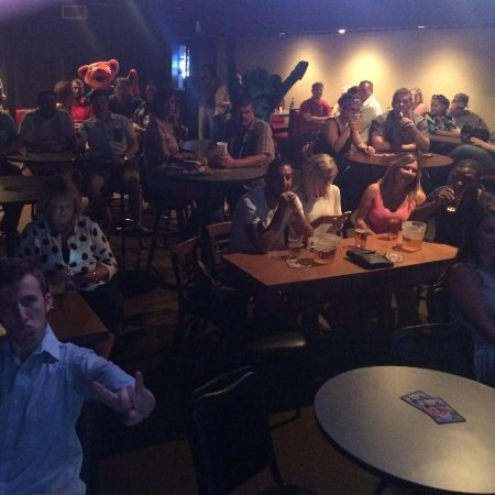 Another Packed Room Picture Of Blue Room Comedy Club Springfield Tripadvisor