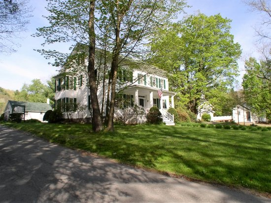 Lackawaxen, PA: A classic Greek Revival