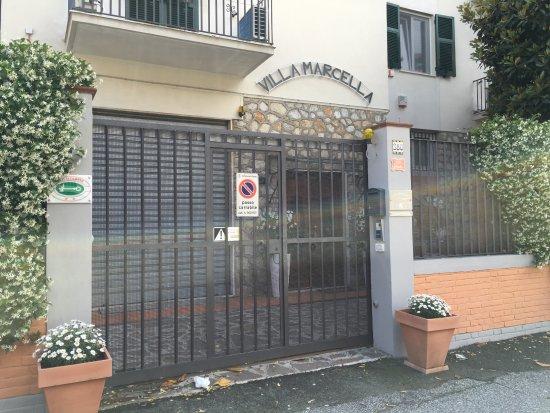 Villa marcella la spezia italien omd men och for Villa marcella la spezia