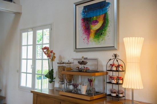 chambres d 39 hotes les orchid es b b saumur france voir les tarifs 23 avis et 17 photos. Black Bedroom Furniture Sets. Home Design Ideas