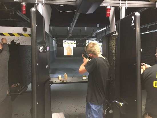 3B's Indoor Shooting Range