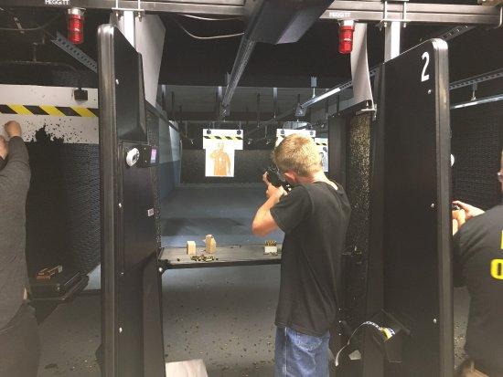 3B's Indoor Shooting Range