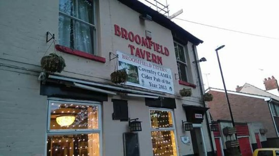 The Broomfield Tavern