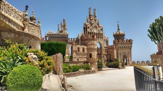 Castillo de Colomares: not a castle, but a work of art