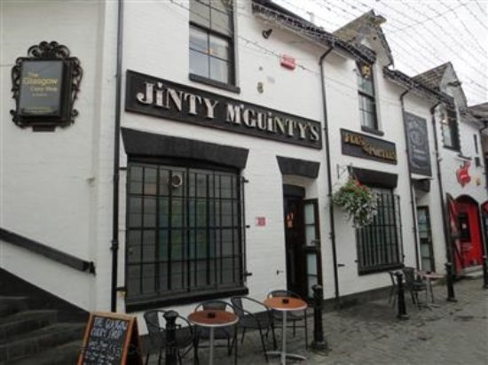 Jinty Mcguintys Glasgow Restaurant Reviews Photos
