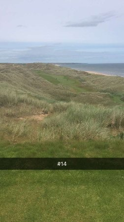 Balmedie, UK: Greatest golf experience in the world