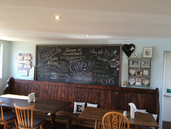 South Milford, UK: A lovely new tea room situated next to Millford Plants in the bypass between Sherburn and South
