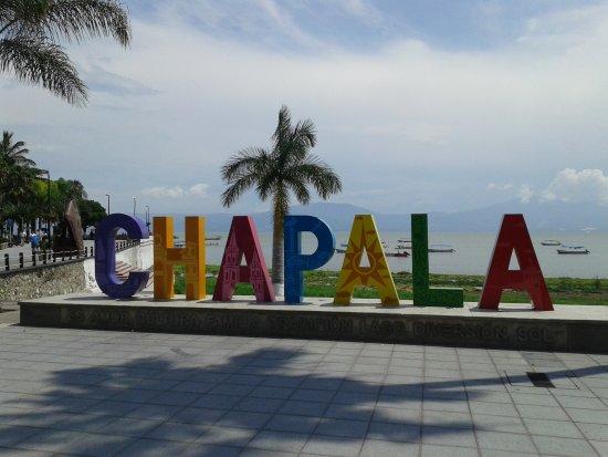 Chapala Malecon: Malecón de Chapala.