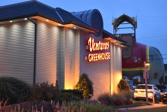 Ventura S Greenhouse Restaurant Margate City Nj