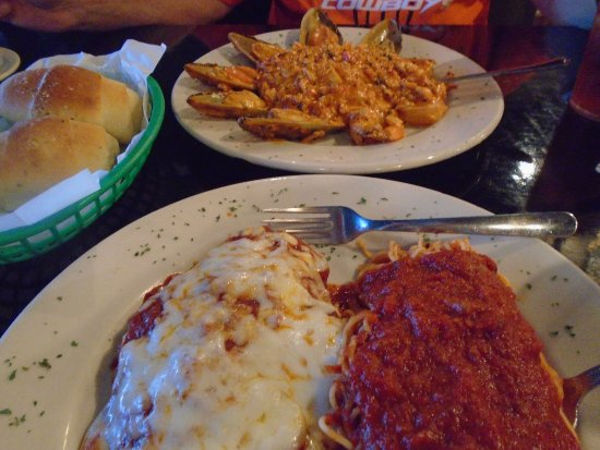 Roma S Italian Restaurant Altus Ok