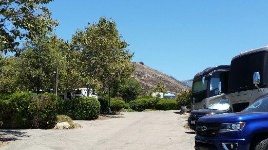 Site 819 Picture Of Ocean Mesa Campground At El Capitan