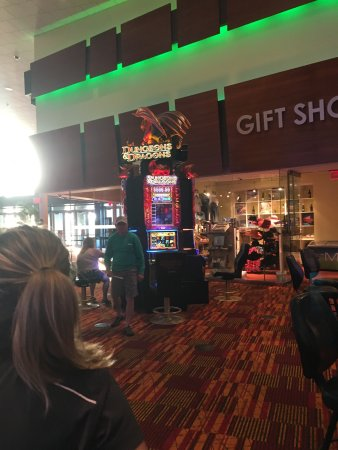 Turtle Creek Casino & Hotel: 2016 July