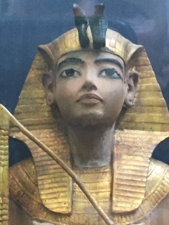 how to make crown of upper and lower egypt