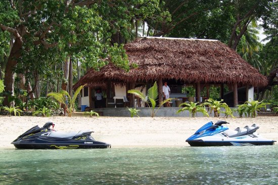 View of Restaurant/Bar from the water