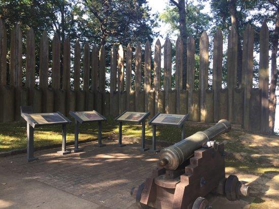Arkansas Post National Memorial: We had a great visit here!