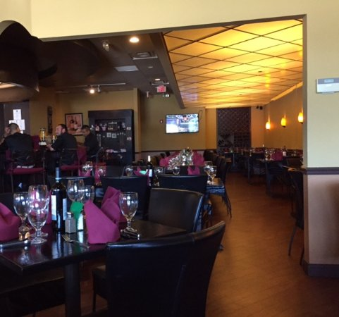 Brazil Express Steakhouse: The dining room