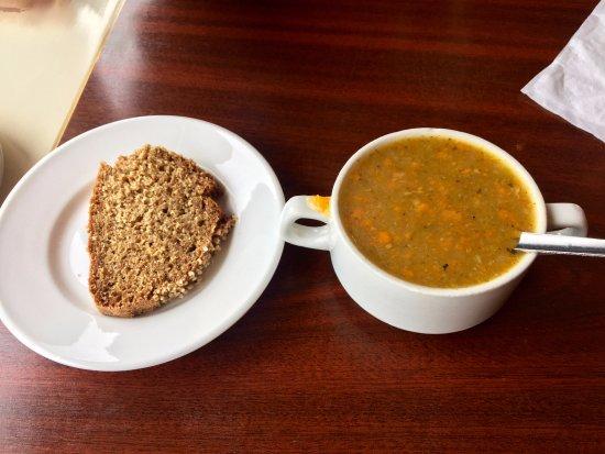 Scarriff Inn: vegetable soup