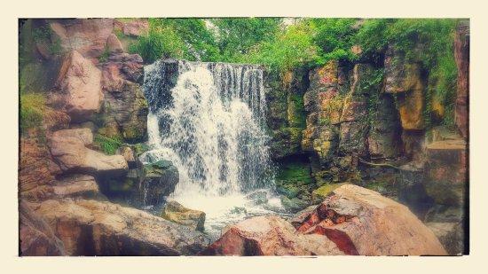 Pipestone, Миннесота: Hiawatha Falls