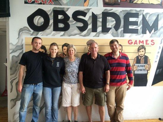Obsidem Games