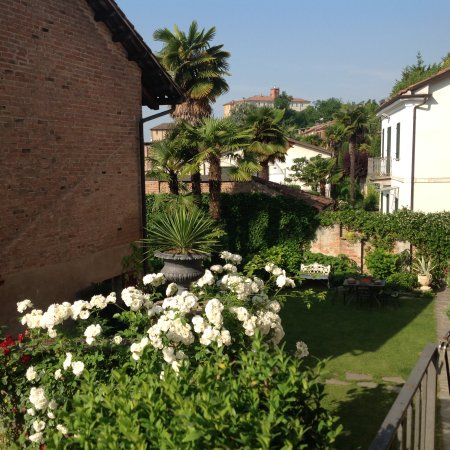 Sogni e Tulipani Bed & Breakfast: La vista