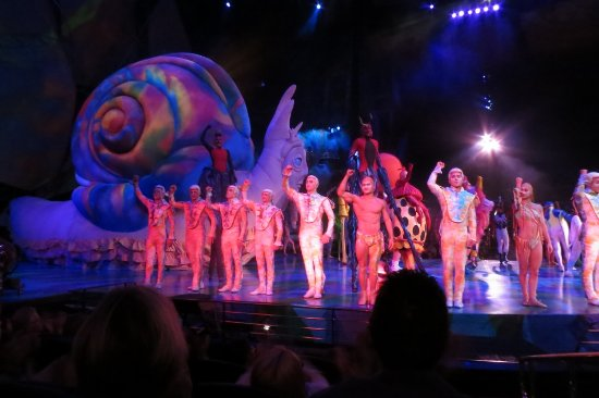 show user reviews mystere cirque soleil vegas nevada