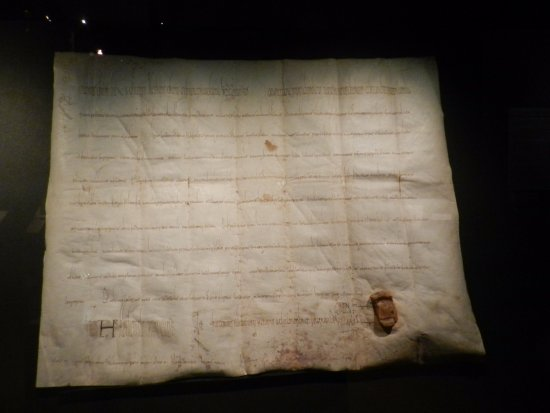 Нонатола, Италия: Una storica pergamena