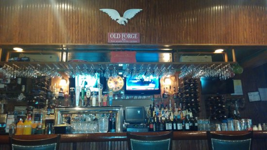 Old Forge, PA: Bar