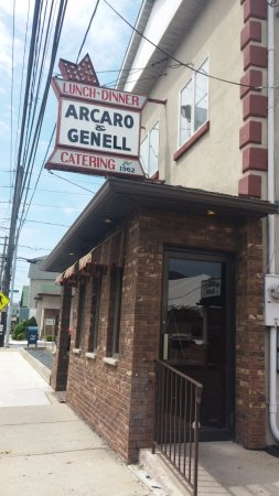 Old Forge, PA: Arcaro & Genell entrance