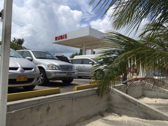 Bodden Town, Gran Caimán: The Grape Tree Cafe