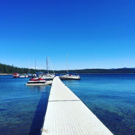 Crescent Lake Photo