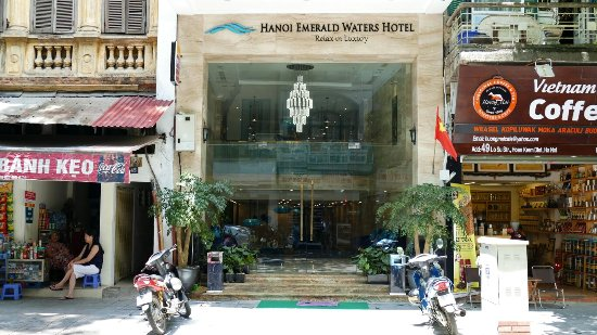 Hanoi Emerald Waters Hotel And Spa