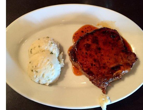 Culpeper, VA: Bourbon Glasedf Pork Chop