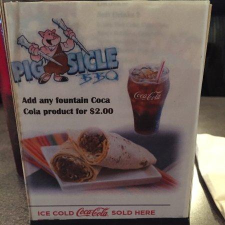 Yorkton, Канада: Pigsicle BBQ