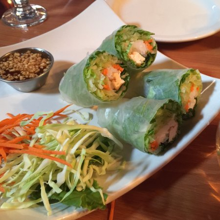 Springfield, OR: Fresh garden rolls