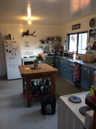 Raglan, Nieuw-Zeeland: cuisine bien eauioee