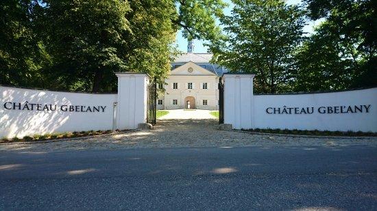 Regio Žilina, Slowakije: Chateau Gbel'any