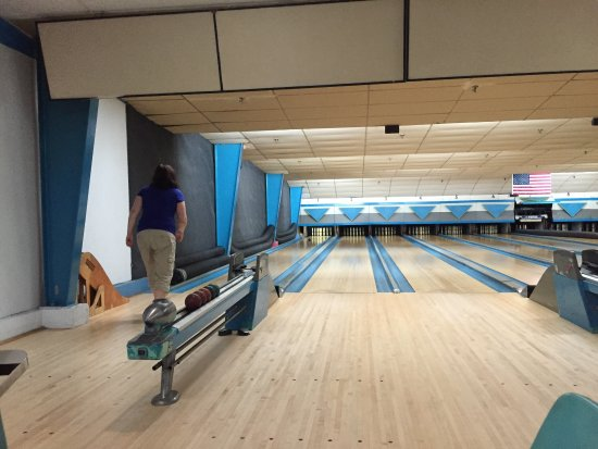 Old Town Bowling Center