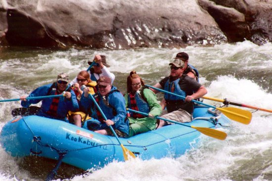 Kookaburra Rafting - Day Tours