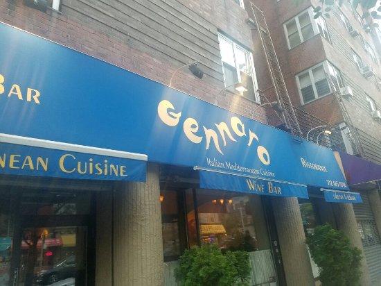 Photo of Italian Restaurant Gennaro at 665 Amsterdam Ave, New York, NY 10025, United States