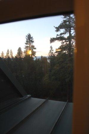 Lake Tahoe Vacation Resort: lovely sunset