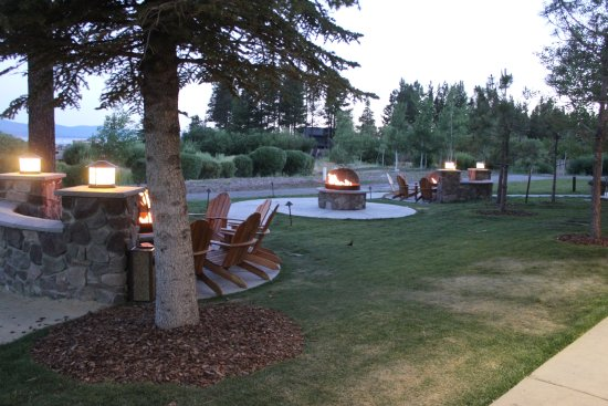 Lake Tahoe Vacation Resort: Loved the pits
