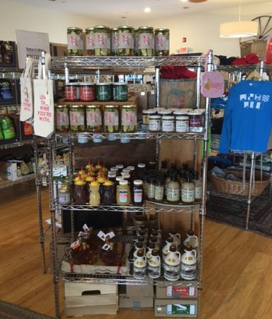 Interlaken, NY: Locally sourced foods