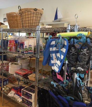 Interlaken, État de New York : Groceries