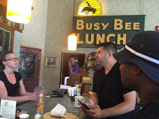 Buffalo, WY: Busy Bee